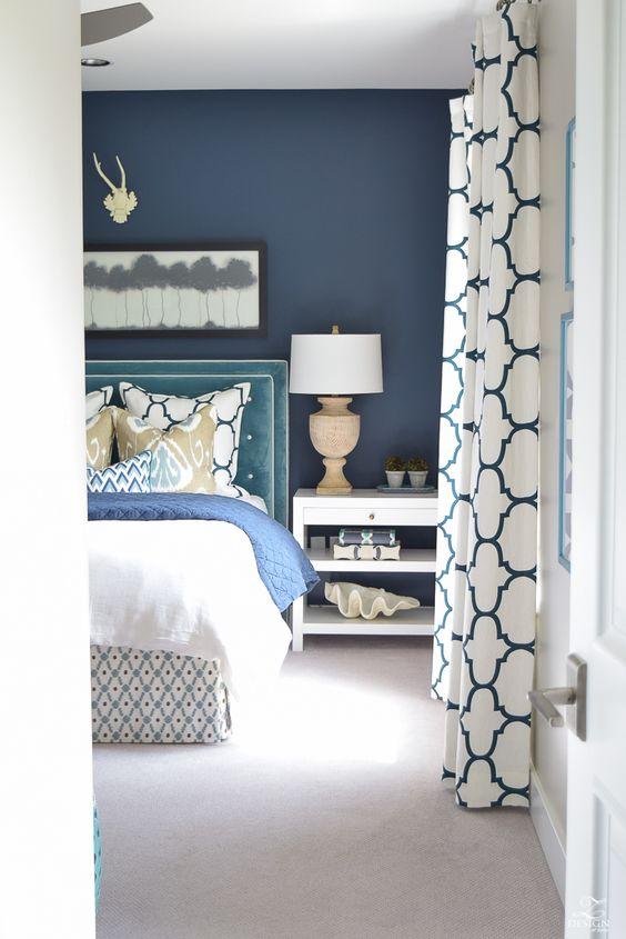 Colores pintar cuarto principal 33 decoracion de interiores fachadas para casas como - Pintar habitacion colores ...