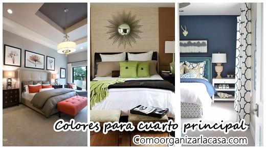 Ideas para decorar tu casa - Pintar habitacion colores ...