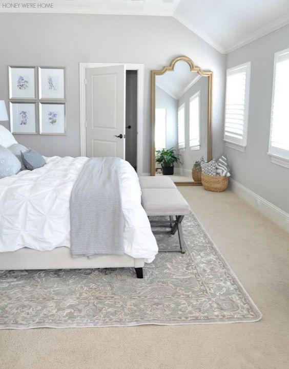 Colores pintar cuarto principal 7 decoracion de interiores fachadas para casas como - Pintar habitacion colores ...
