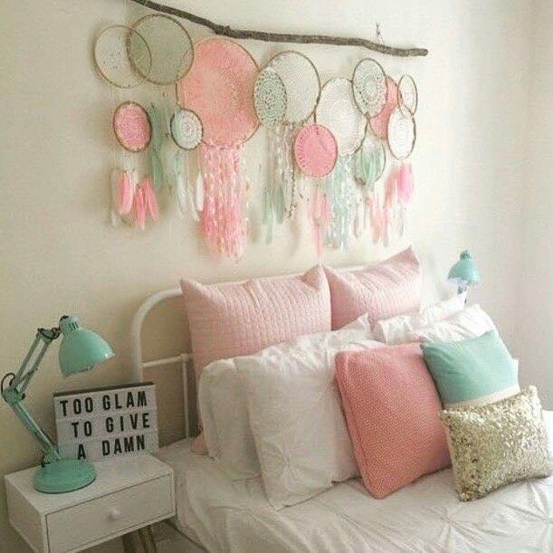 Decoraci n con atrapa sue os decoracion de interiores for Ideas lindas para decorar la casa