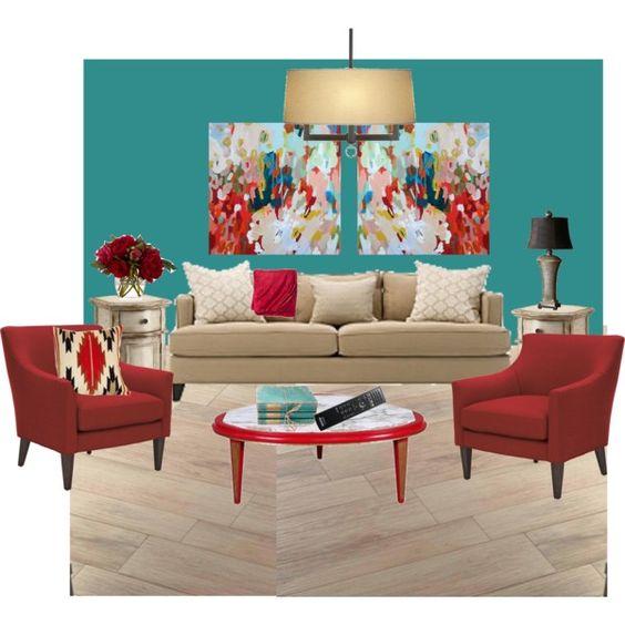 Decoracion interiores rojo cafe 15 decoracion de for Decoracion de interiores luis xv