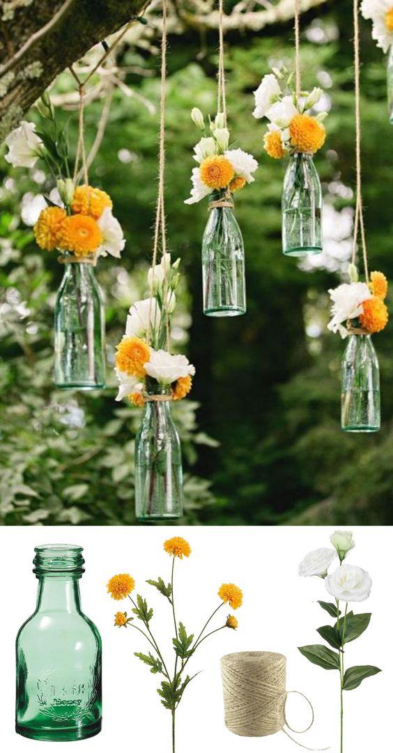 decoraciones-bodas-sencillas-economicas (1) | como organizar la casa