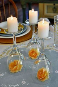Decoraciones de bodas sencillas y economicas