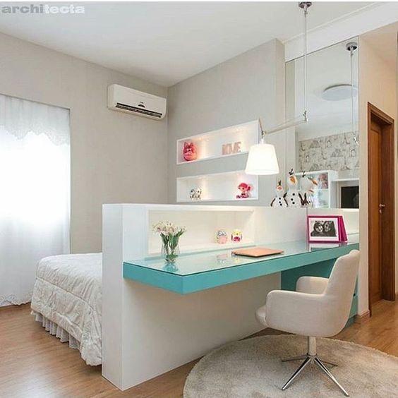 Decorar una habitacion pequena 10 - Como amueblar una habitacion pequena ...
