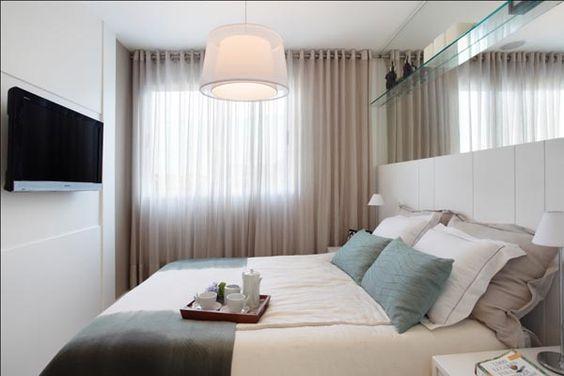 Decorar una habitacion pequena 22 decoracion de - Como amueblar una habitacion pequena ...