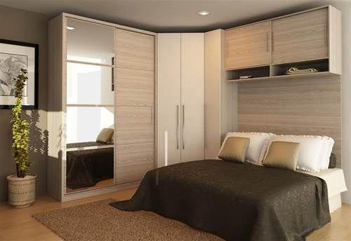 Decorar una habitacion pequena 4 decoracion de - Como amueblar una habitacion pequena ...