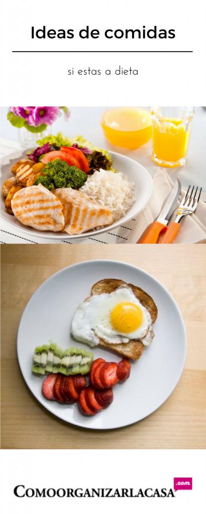 Que no comer si estas a dieta