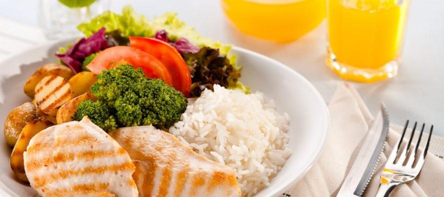 Ideas para comer si estas a dieta