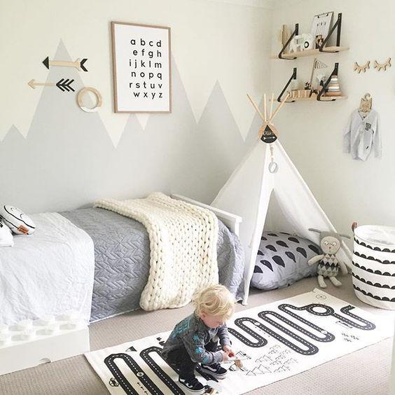 Lindas ideas decorar la habitacion nino 12 decoracion - Decorar habitacion ninos ...