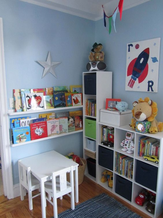 Lindas ideas decorar la habitacion nino 16 decoracion - Decorar habitacion ninos ...