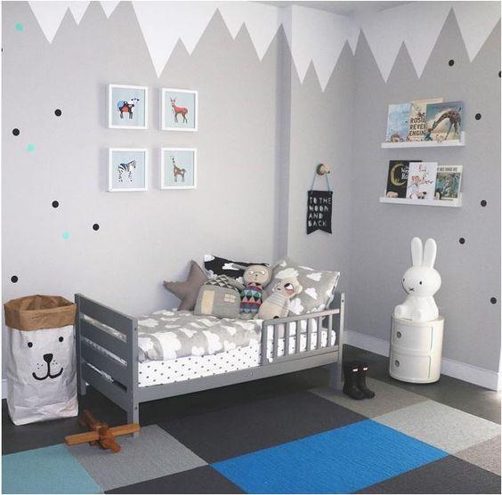 Lindas ideas decorar la habitacion nino 17 decoracion - Decorar habitacion ninos ...