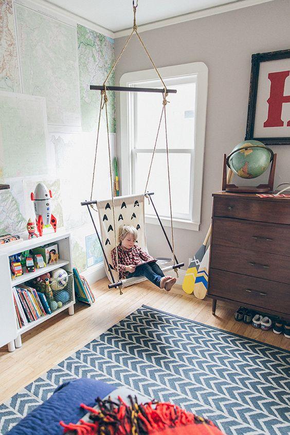 Lindas ideas para decorar la habitación de un niño