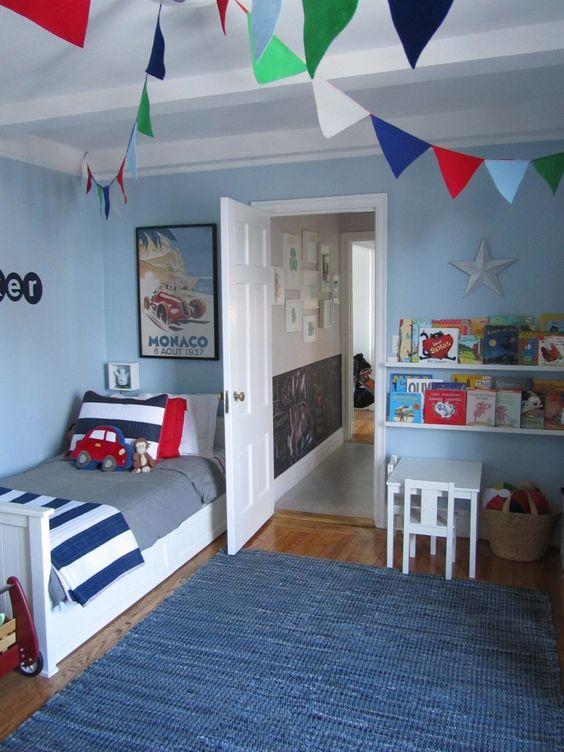 Lindas ideas decorar la habitacion nino 29 decoracion - Decorar habitacion ninos ...