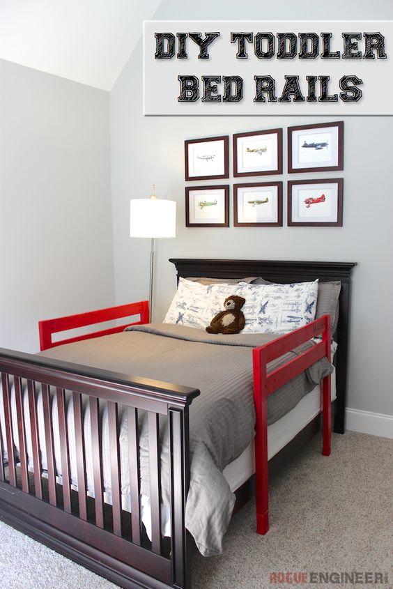 Lindas ideas decorar la habitacion nino 8 decoracion - Como decorar la habitacion de un nino ...
