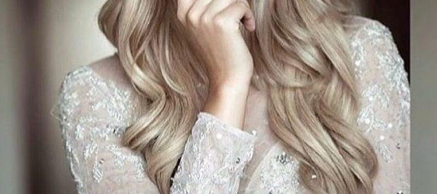 Mechas en tono beige y cenizo
