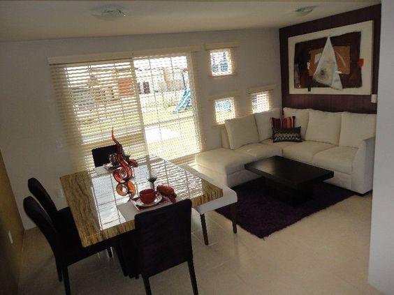 Mira decorar una casa infonavit pequena 14 como for Organizar casa minimalista