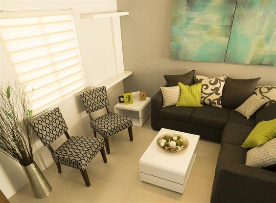 Mira decorar una casa infonavit pequena 16 como for Ideas para amueblar una casa pequena