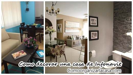Diy como hacer tus propios muebles de espejo como hacer - Como decorar una casa pequena ...