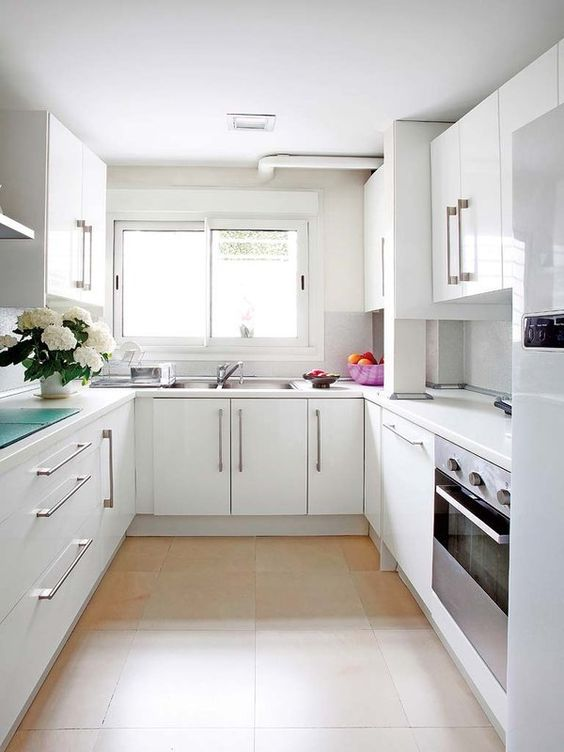 Modelos cocinas practicos facil acceso cajones 12 Modelos de decoracion de cocinas