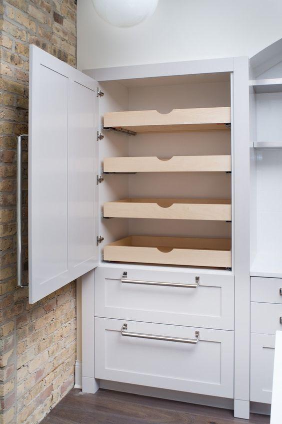 Modelos cocinas practicos facil acceso cajones 6 for Modelos de cajoneras para cocina