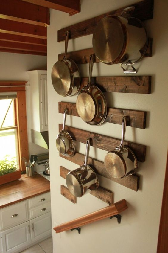 organizar-colgar-las-ollas-cocina (5) - Decoracion de interiores ...