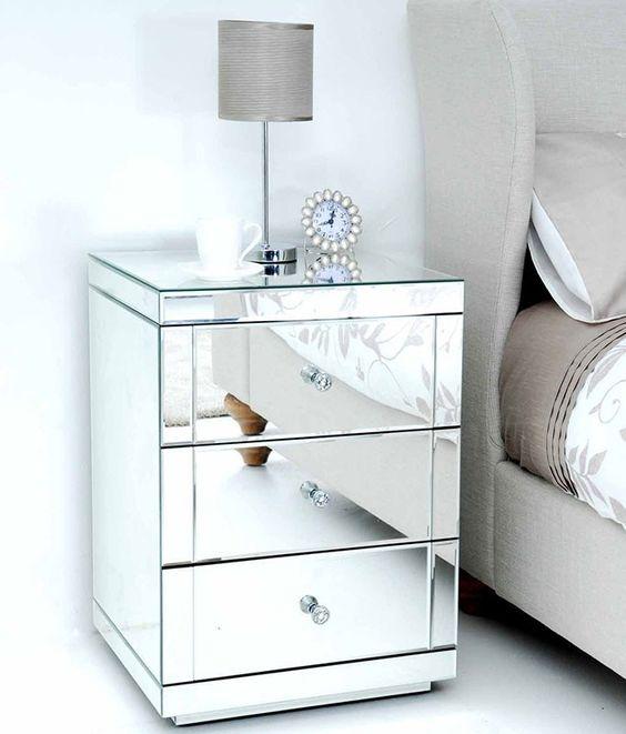 Tus propios muebles espejo 11 decoracion de interiores for Muebles de espejo