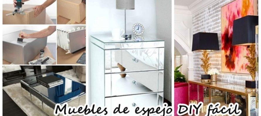 Muebles con espejo muebles de dormitorio princess cama for Quiero tus muebles