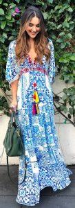 Vestidos en diferentes estilos para usar en primavera-verano