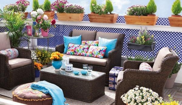 27 fotos terrazas casas modernas 11 decoracion de for Decoraciones para patios casas