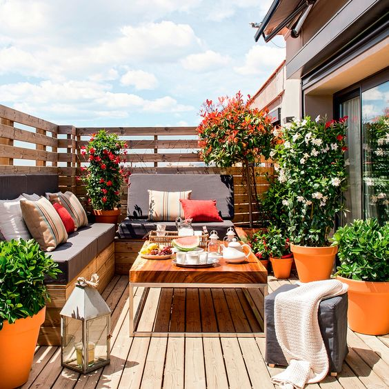 27 fotos terrazas casas modernas 2 decoracion de for Terrazas modernas fotos