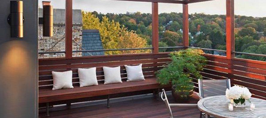 27 fotos de terrazas para casas modernas curso de for Casas con terrazas modernas