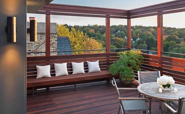 27 fotos de terrazas para casas modernas decoracion de for Terrazas modernas fotos