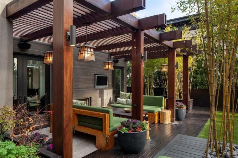 27 Fotos De Terrazas Para Casas Modernas Como Organizar La
