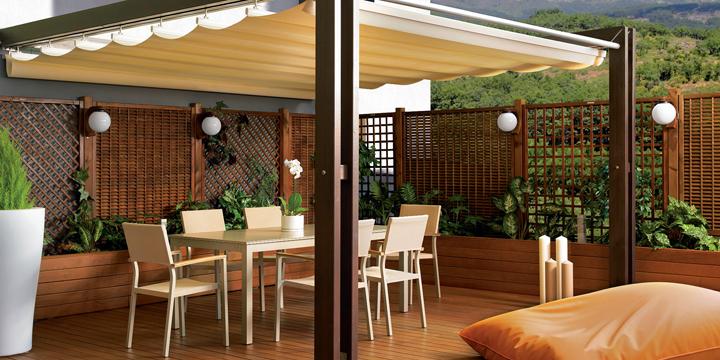 27 fotos terrazas casas modernas 9 decoracion de for Decoracion terrazas modernas