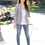 27 Outfits coquetos para ir vestida de jeans a tu trabajo