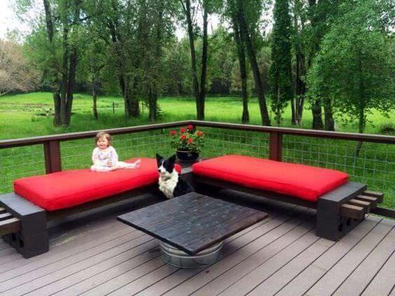 28 Propuestas Muebles Decorar Terraza Jardin 1 Como