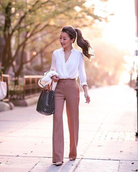85f71be1e5f Outfits para ir a trabajar