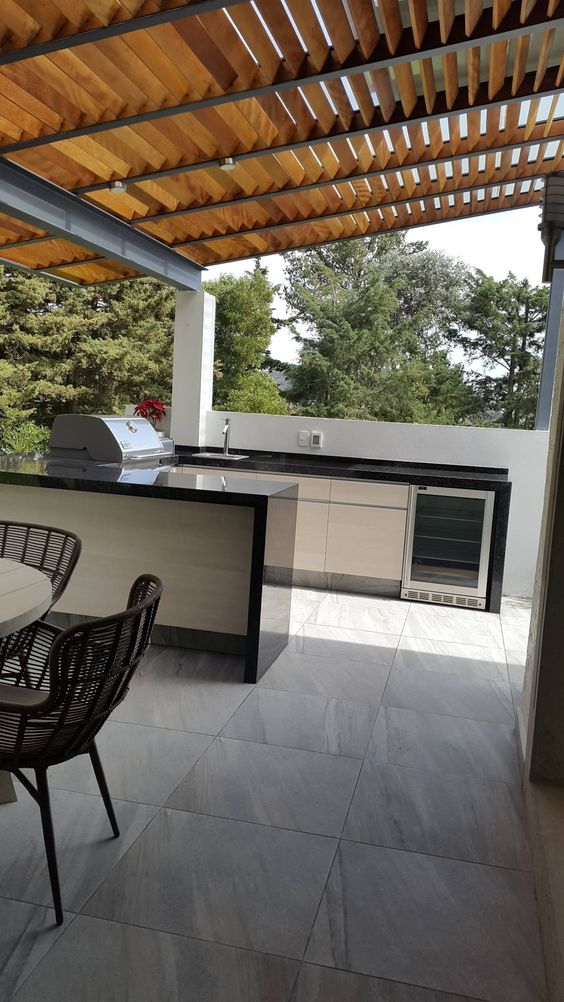 Balcones modernos casas 22 como organizar la casa - Detalles de decoracion para casa ...