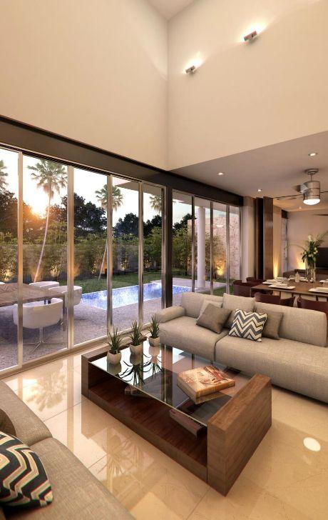 Casas modernas ideas para inspirarte a dise ar tu casa for Disenar espacios interiores