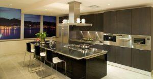 Cocinas con isla