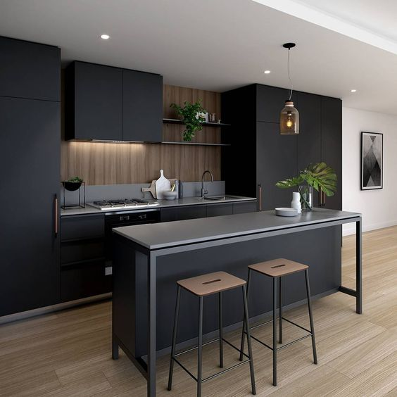 Casas modernas ideas para inspirarte a dise ar tu casa - Cocinas super modernas ...