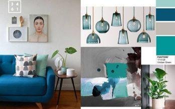 Colores para decorar tu casa este 2017