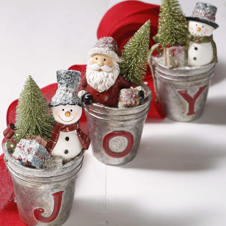 Complementos puedes utilizar decorar casa esta navidad for Decoraciones para navidad interiores