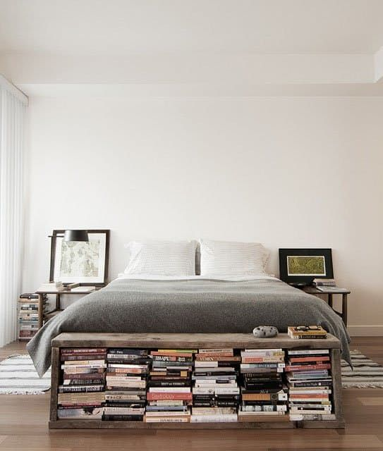 Decoración sencilla para habitaciones