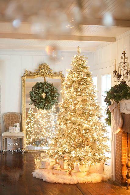 Decoraciones navide as elegantes para este 2017 for Decoracion casa 2017