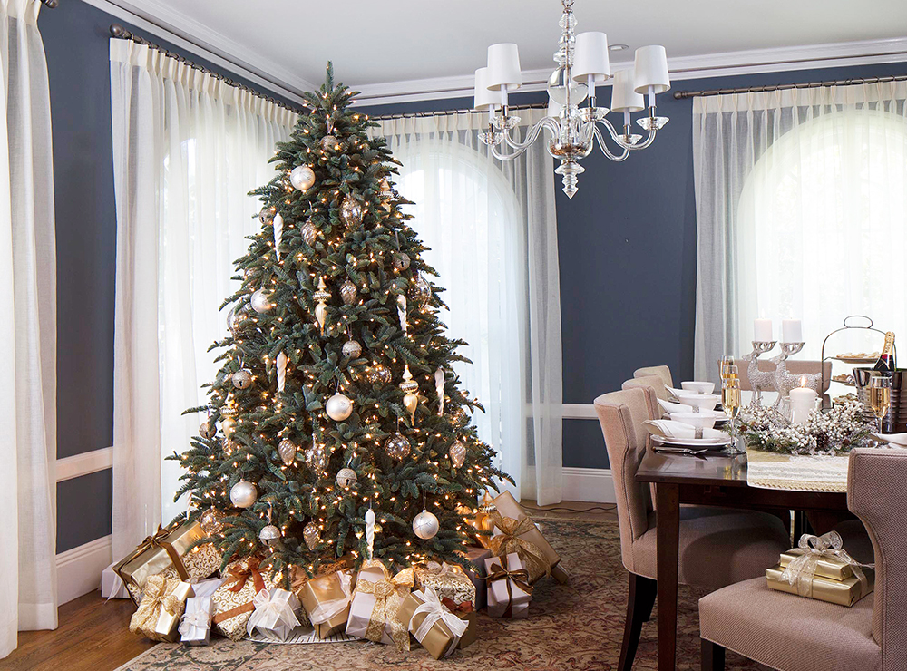 decoraciones navide as elegantes para este 2017