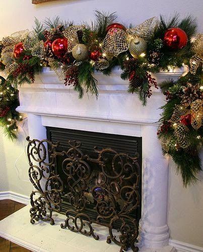 Decoraciones navideñas elegantes para este 2018