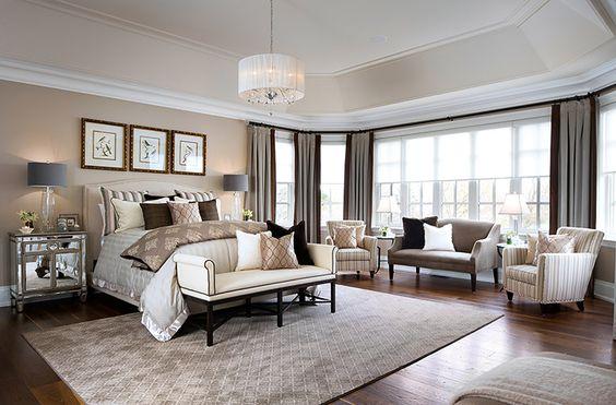 Decorar habitaciones grandes 12 decoracion de - Cuartos de bano grandes ...