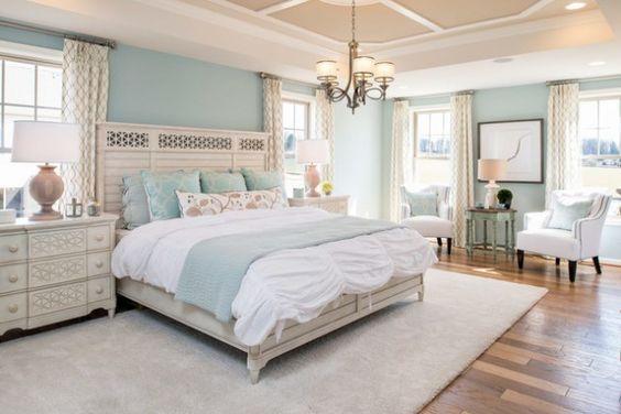 Como decorar habitaciones grandes