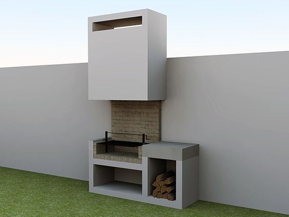 Dise os de bardas de cemento para tu casa decoracion de for Modelos de casa estilo minimalista